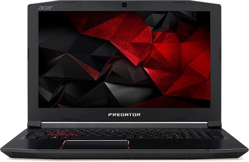 "Ноутбук Acer Predator Helios 300 G3-572-515S Core i5 7300HQ/8Gb/1Tb/nVidia GeForce GTX 1050 Ti 4Gb/15.6""/IPS/FHD (1920x1080)/Windows 10/black/WiFi/BT/"