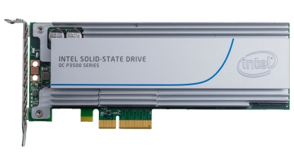 Накопитель SSD Intel PCI-E x4 400Gb SSDPEDMX400G401 DC P3500 PCI-E AIC (add-in-card)