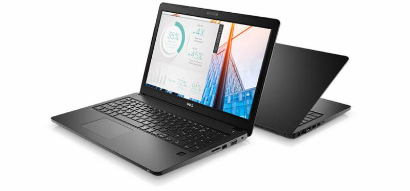 "Ноутбук Dell Latitude 3580 Core i5 6200U/4Gb/500Gb/Intel HD Graphics 520/15.6""/HD (1366x768)/Free DOS/black/WiFi/BT/Cam"