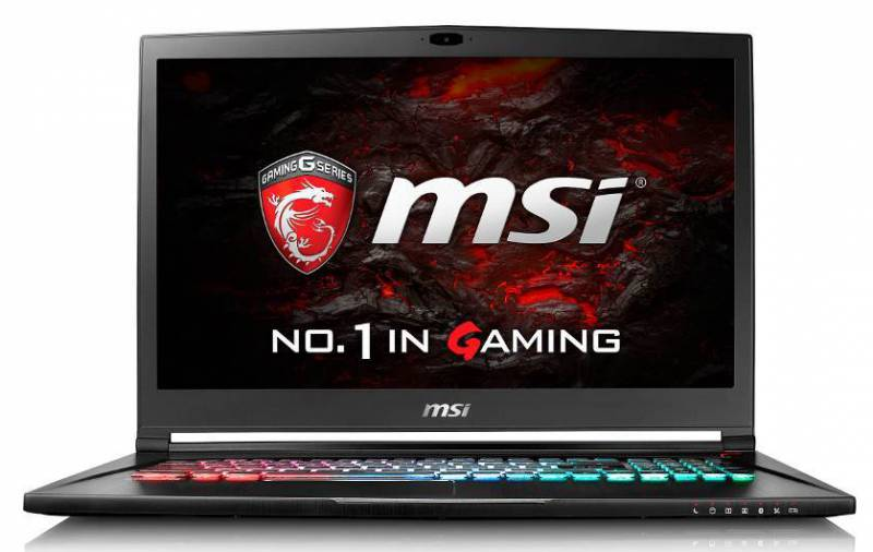 "Ноутбук MSI GS73 7RE(Stealth Pro)-015RU Core i7 7700HQ/8Gb/2Tb/SSD128Gb/nVidia GeForce GTX 1050 Ti 4Gb/17.3""/FHD (1920x1080)/Windows 10/black/WiFi/BT/"
