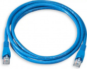 Кабель Patch Cord RJ45, UTP, Cat-5e, PVC, 2m, синий Gembird PP12-2M/B