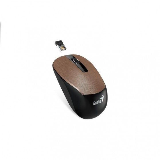 Мышь Genius NX-7015 Golden wireless mouse