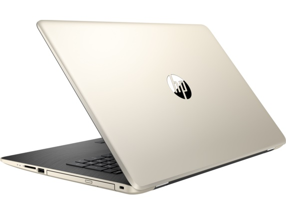 "Ноутбук HP 17-ak042ur A6 9220/4Gb/500Gb/DVD-RW/AMD Radeon 520 2Gb/17.3""/SVA/HD+ (1600x900)/Windows 10 64/gold/WiFi/BT/Cam/2670mAh"