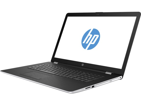 "Ноутбук HP 17-ak041ur A6 9220/4Gb/500Gb/DVD-RW/AMD Radeon 520 2Gb/17.3""/SVA/HD+ (1600x900)/Windows 10 64/silver/WiFi/BT/Cam/2670mAh"