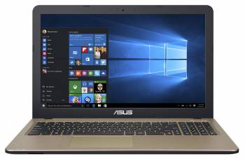 "Ноутбук Asus X540LJ-XX187T Core i5 5200U/4Gb/500Gb/DVD-RW/nVidia GeForce 920M 1Gb/15.6""/HD (1366x768)/Windows 10 64/black/WiFi/BT/Cam"