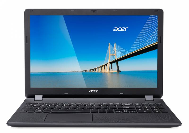 "Ноутбук Acer Extensa EX2519-P1J1 Pentium N3710/4Gb/500Gb/DVD-RW/Intel HD Graphics 405/15.6""/HD (1366x768)/Windows 10 64/black/WiFi/BT/Cam/3500mAh"