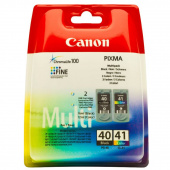 Картридж Canon PG-40/CL-41 Multi pack (Pixma MP450/MP170/MP150/iP1200/iP2200/iP1600)