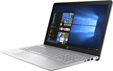 "Ноутбук HP Pavilion 15-cc512ur Core i3 7100U/4Gb/500Gb/Intel HD Graphics 620/15.6""/FHD (1920x1080)/Windows 10 64/silver/WiFi/BT/Cam"