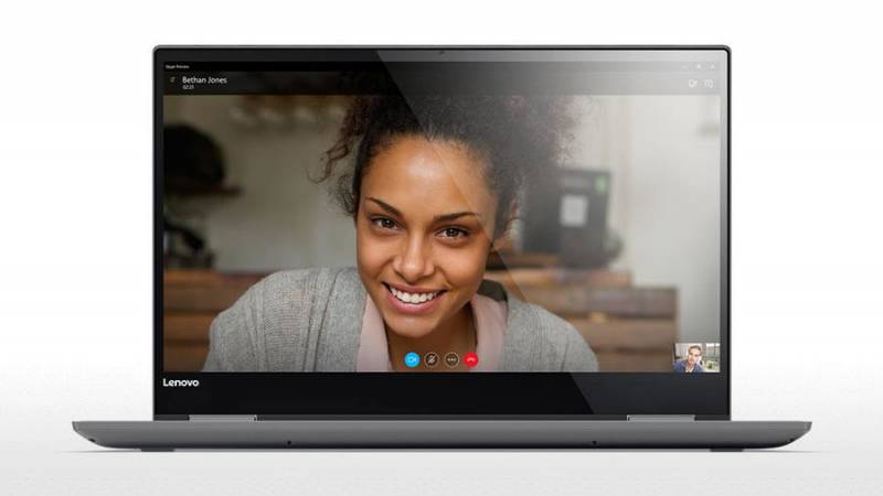 "Трансформер Lenovo IdeaPad YOGA 720-15IKB Core i5 7300HQ/8Gb/SSD256Gb/nVidia GeForce GTX 1050 4Gb/15.6""/IPS/Touch/FHD (1920x1080)/Windows 10/grey/WiFi"