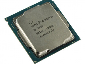 Процессор Intel Socket-1151 Core i5 7500 BOX
