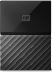 "Жесткий диск WD Original USB 3.0 3Tb WDBUAX0030BBK-EEUE My Passport (5400rpm) 2.5"" черный"