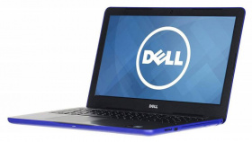 "Ноутбук Dell Inspiron 5567 Core i5 7200U/8Gb/1Tb/DVD-RW/AMD Radeon R7 M445 4Gb/15.6""/FHD (1920x1080)/Linux/blue/WiFi/BT/Cam"