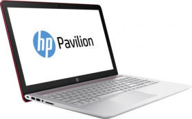"Ноутбук HP Pavilion 15-cc527ur Core i5 7200U/6Gb/1Tb/nVidia GeForce 940MX 2Gb/15.6""/IPS/FHD (1920x1080)/Windows 10/red/WiFi/BT/Cam"