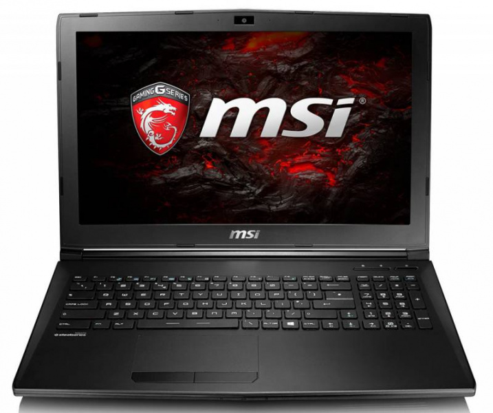 "Ноутбук MSI GL62M 7RD-1673RU Core i7 7700HQ/8Gb/1Tb/nVidia GeForce GTX 1050 2Gb/15.6""/IPS/FHD (1920x1080)/Windows 10 Single Language/black/WiFi/BT/Cam"