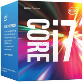 Процессор Intel Socket-1151 Core i7 6700K Box