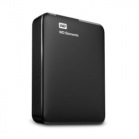 "Жесткий диск WD Original USB 3.0 3Tb WDBU6Y0030BBK-EESN Elements Portable 2.5"" черный"