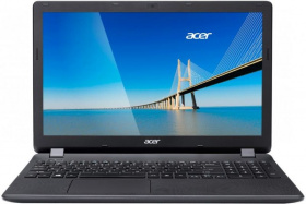"Ноутбук Acer Extensa EX2519-C9NH Celeron N3060/4Gb/500Gb/DVD-RW/Intel HD Graphics 400/15.6""/HD (1366x768)/Windows 10/black/WiFi/BT/Cam/3500mAh"