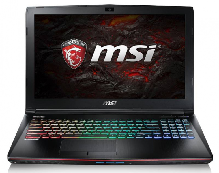 "Ноутбук MSI GP72MVR 7RFX(Leopard Pro)-636XRU Core i7 7700HQ/16Gb/1Tb/nVidia GeForce GTX 1060 3Gb/17.3""/FHD (1920x1080)/Free DOS/black/WiFi/BT/Cam"