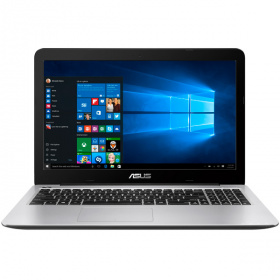 "Ноутбук Asus K556UQ-DM1418T Core i3 7100U/6Gb/1Tb/nVidia GeForce 940M 2Gb/15.6""/FHD (1920x1080)/Windows 10/dk.blue/WiFi/BT/Cam"