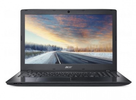 "Ноутбук Acer TravelMate TMP259-MG-5317 Core i5 6200U/6Gb/1Tb/DVD-RW/nVidia GeForce 940MX 2Gb/15.6""/FHD (1920x1080)/Linux/black/WiFi/BT/Cam/2800mAh"