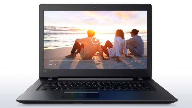 "Ноутбук Lenovo IdeaPad 110-17IKB Pentium 4415U/4Gb/500Gb/Intel HD Graphics 610/17.3""/HD+ (1600x900)/Windows 10/black/WiFi/BT/Cam"