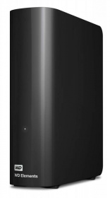 "Жесткий диск WD Original USB 3.0 3Tb WDBWLG0030HBK-EESN Elements Desktop 3.5"" черный"