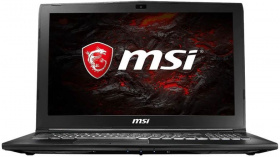 "Ноутбук MSI GP62M 7RDX(Leopard)-1005RU Core i5 7300HQ/8Gb/1Tb/nVidia GeForce GTX 1050 2Gb/15.6""/FHD (1920x1080)/Windows 10 64/black/WiFi/BT/Cam"