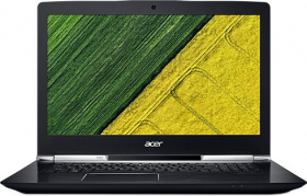 "Ноутбук Acer Aspire V Nitro VN7-793G-74NP Core i7 7700HQ/16Gb/1Tb/SSD256Gb/nVidia GeForce GTX 1050 Ti 4Gb/17.3""/IPS/FHD (1920x1080)/Windows 10/black/W"