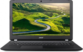 "Ноутбук Acer Aspire ES1-523-86DK A8 7410/8Gb/1Tb/AMD Radeon R5/15.6""/HD (1366x768)/Windows 10/black/WiFi/BT/Cam/4810mAh"