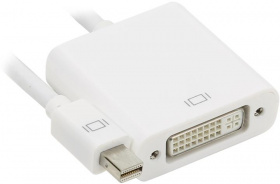 Кабель Display Port, переходник, mini DisplayPort --> DVI (F) Telecom (TA6050)